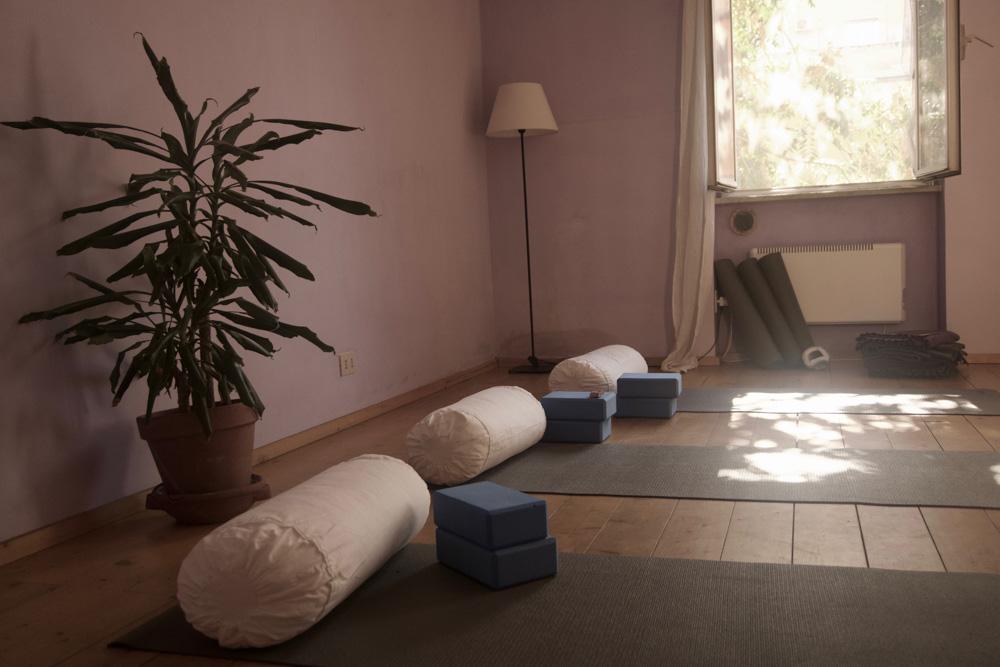 La Vita Yoga - Studio Roma