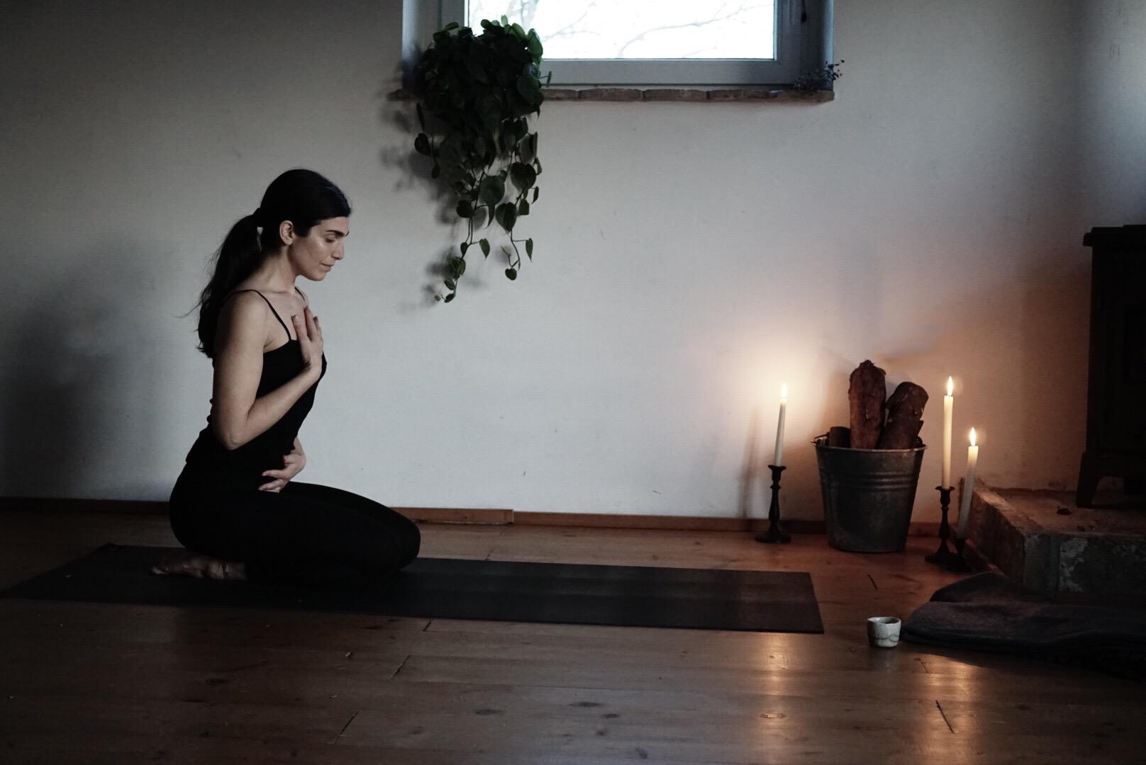 La Vita Yoga - la pratica yoga_ pranayama e meditazione